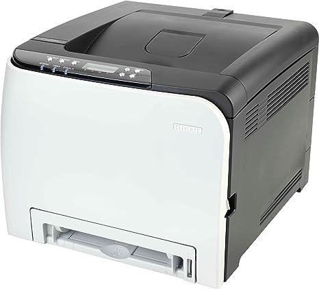 Ricoh SP C250DN - Impresora láser, Tinta Negra (PCL 5c, PCL 6, Postscript 3, A4, Ethernet, USB 2.0, LAN inalámbrica, 2400 x 600 dpi)