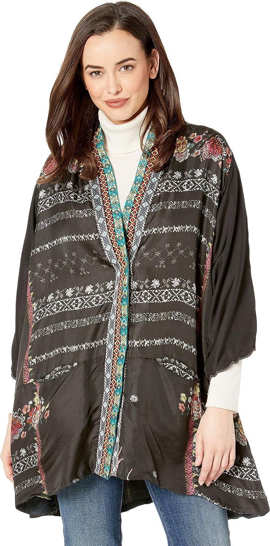 01da8ca797f27 Johnny Was Womens Dacey Lined Kimono at Amazon Women s Clothing store