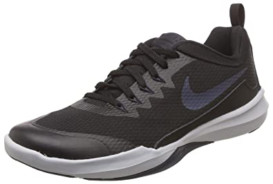 27e8f618 Nike Mens Mesh Lace Up Sports Shoes_Black: Buy Online at Low Prices ...