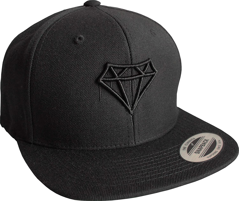 Gorra de béisbol: Diamante - Flexfit Classic Snapback Basecap con ...