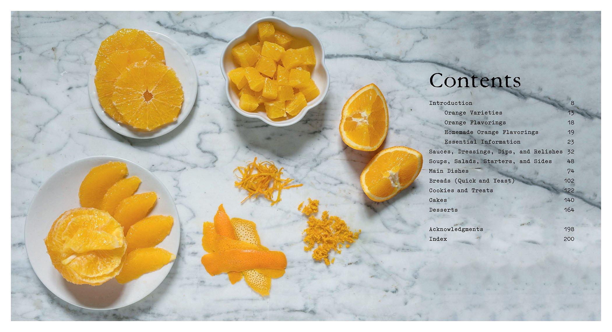 Orange Appeal: Savory and Sweet: Jamie Schler, Ilva Beretta ...