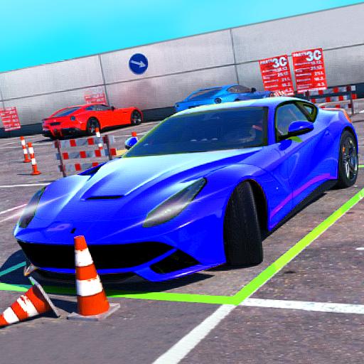 Amazon Com Us City Modern Ferrari Car Parking Fun Driving School Simulator Ultimate Pvp Car Games 2020 Appstore For Android