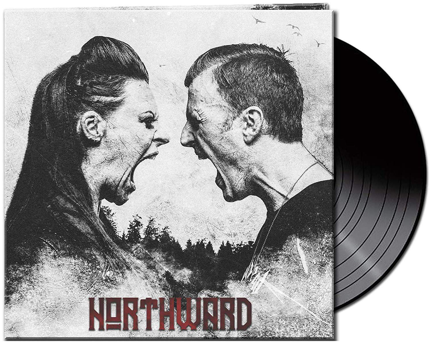 Vinilo : Northward - Northward (black Vinyl) (Black, Limited Edition, Gatefold LP Jacket)