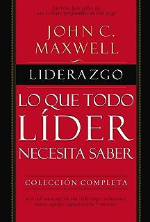 Amazon los 5 niveles de liderazgo demonstrados pasos para liderazgo lo que todo lder necesita saber spanish edition fandeluxe Choice Image