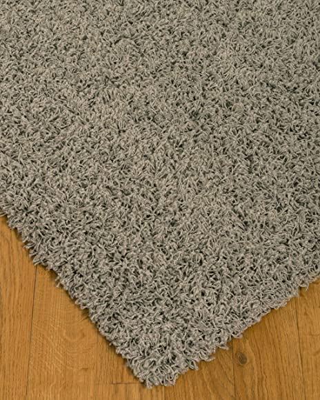 Natural Area Rugs Hand-Tufted Isla Polyester Rug 5' x 8' Gray