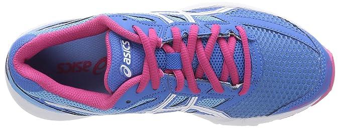 Asics Gel-Emperor 2, Damen Outdoor Fitnessschuhe, Blau (Powder Blue/White/Hot Pink 3901), 36 EU (3.5 UK)