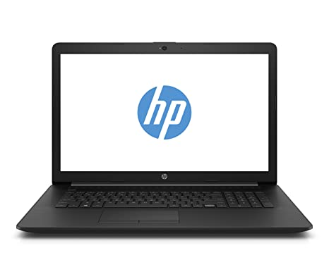 HP 17-by0008ng 43,94 cm (17,3 Zoll HD+) Notebook (Intel Celeron N4000, 8GB RAM, 1TB HDD, Intel HD Graphics, Windows 10 Home)