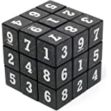 Sudoku Puzzle Cube - A Fun Portable Take on the Classic Sudoku Game - Can You Solve All 6 Sides?