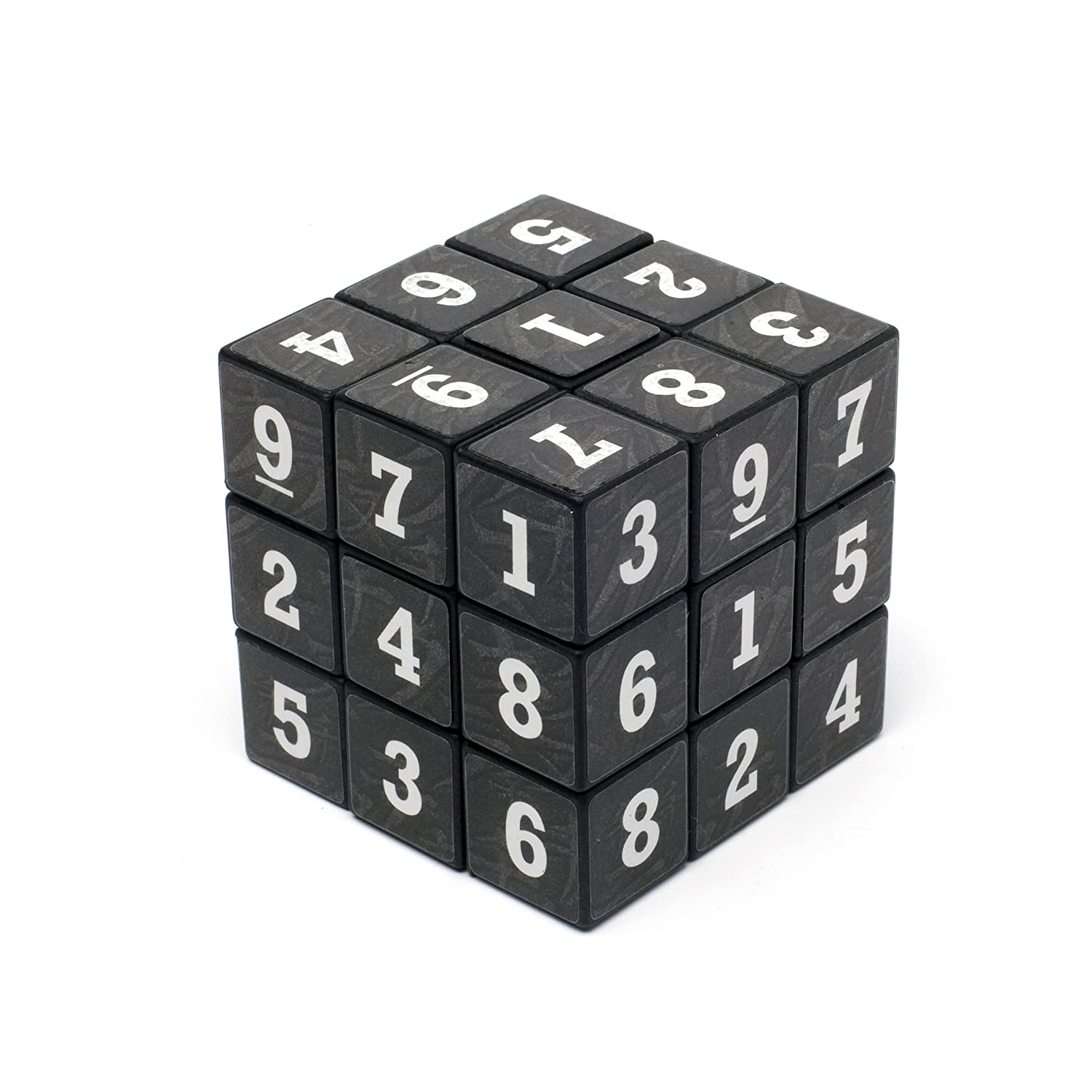 amazon com sudoku puzzle cube a fun portable take on the classic