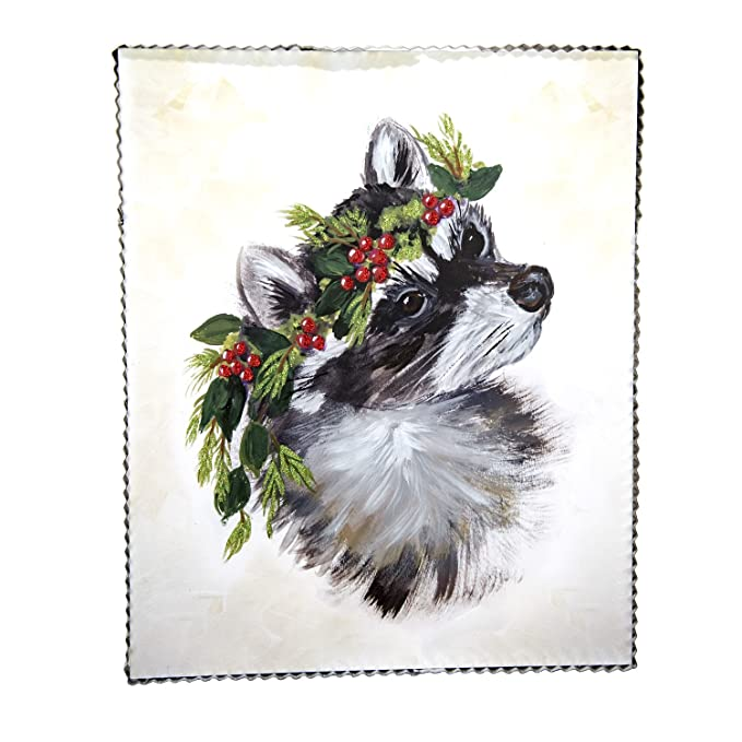 Raccoon Patio Lawn Garden Outdoor Statues Knl Store Whimsical