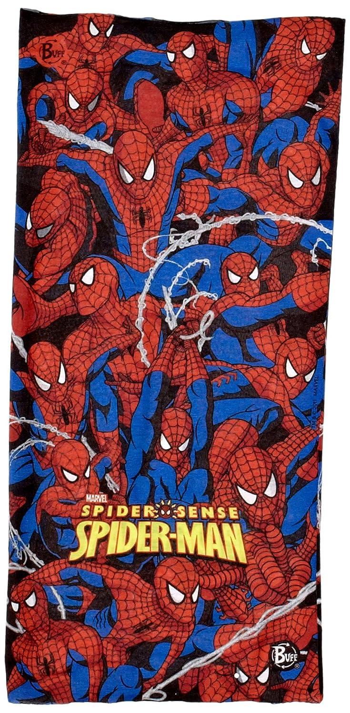 Buff Junior Licenced - Cinta de pelo para hombre, tamaño único, color 124 BUFF® Junior - Spiderman 81121