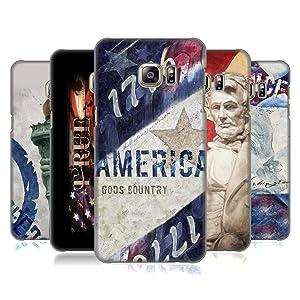 Official Jason Bullard America Hard Back Case for Samsung Galaxy S6 edge+ / Plus