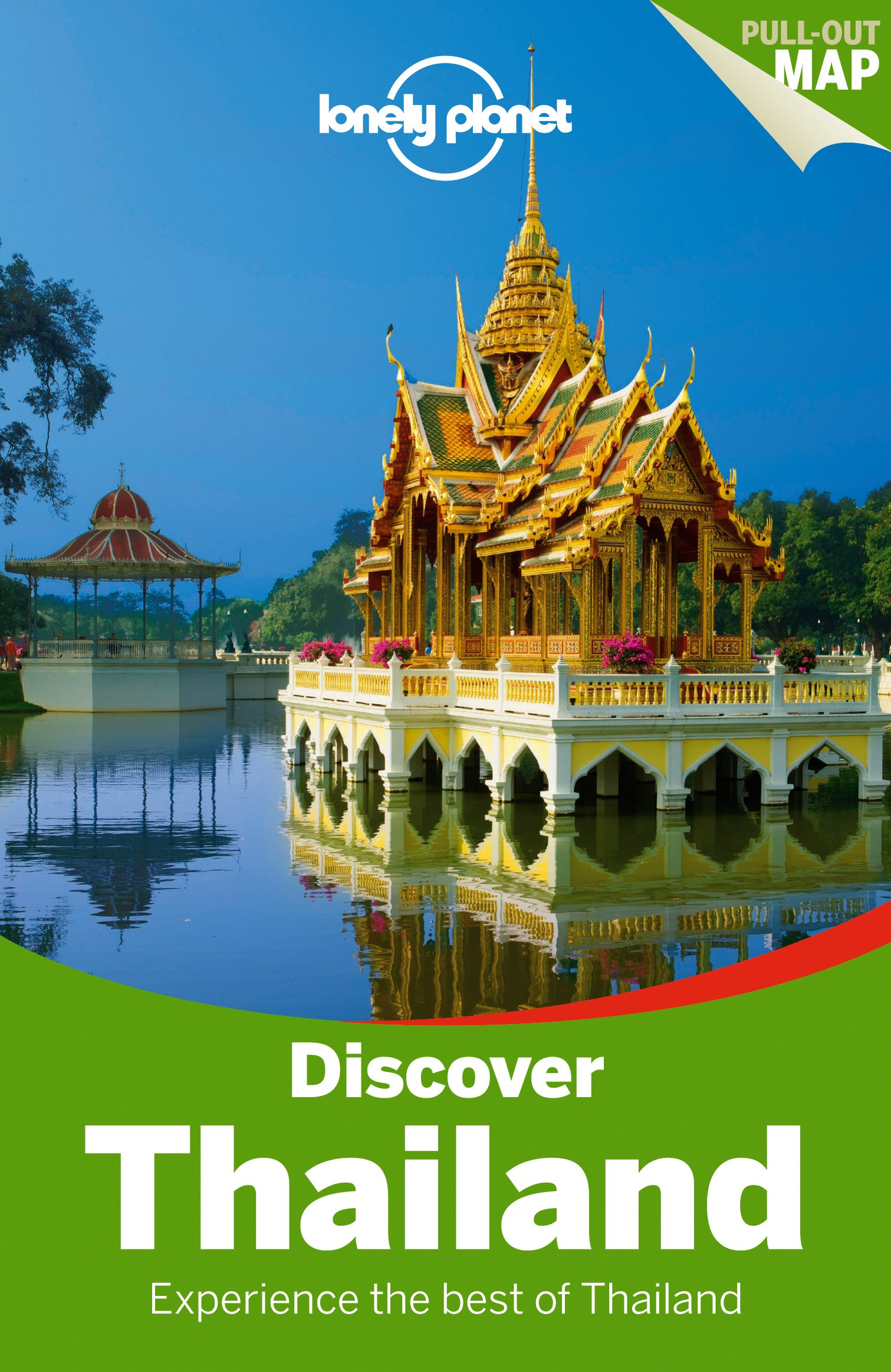 Lonely Planet Discover Thailand Travel