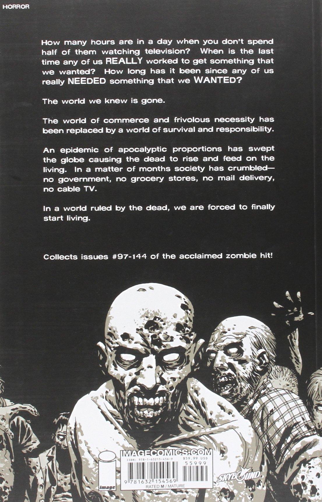The Walking Dead: Compendium Three by Kirkman Robert