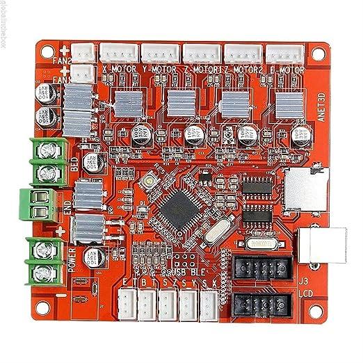 KEHUASHINA Anet A8 V1.0 Desktop 3D impresora placa madre placa ...