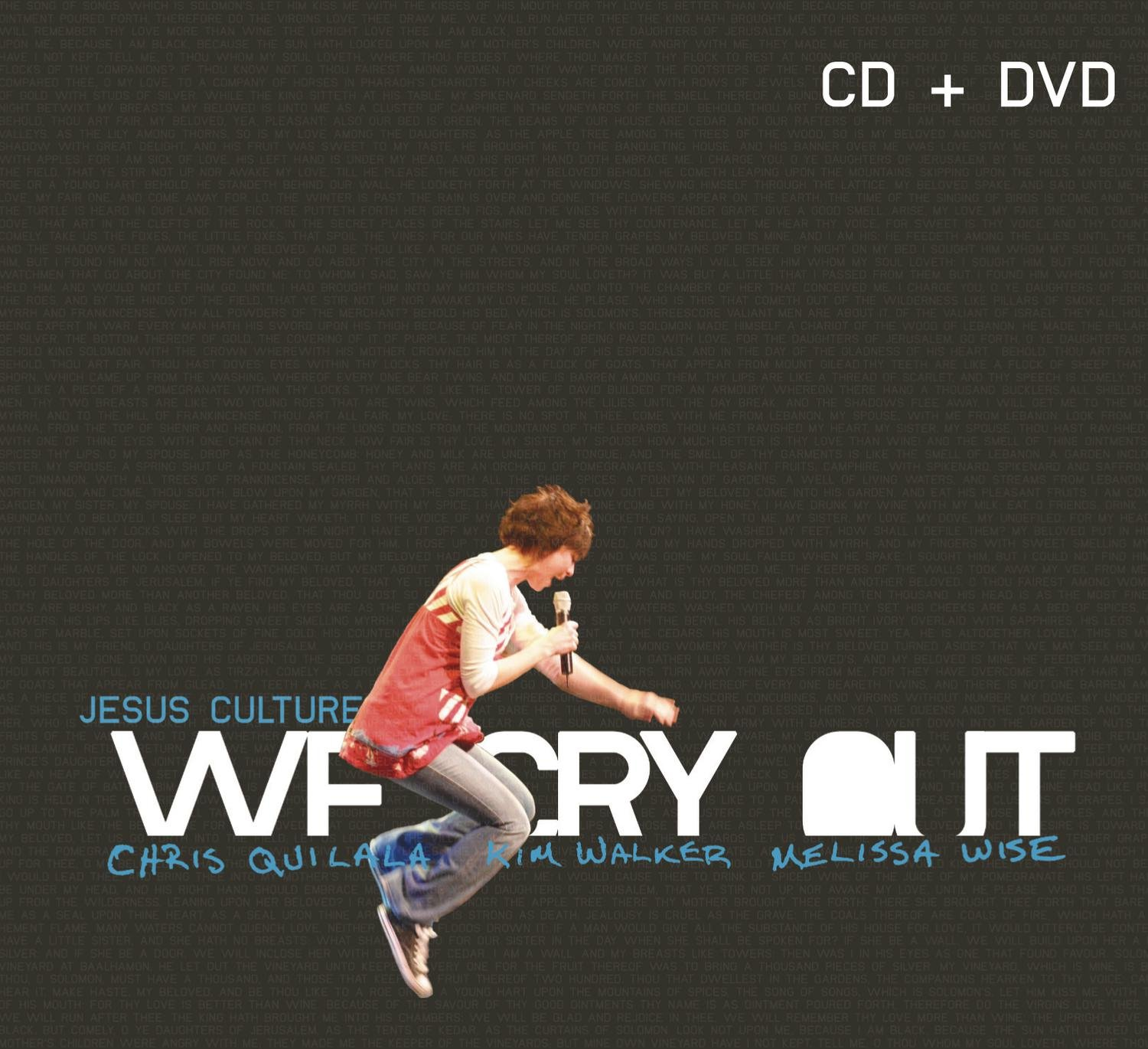 We Cry Out (CD/DVD)