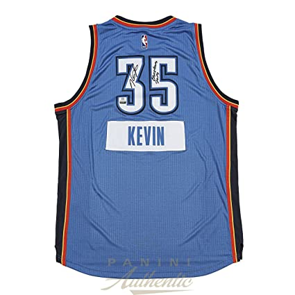 Image Unavailable. Image not available for. Color  KEVIN DURANT Signed    Inscribed  quot Christmas Day quot  Thunder Jersey ... 3ee4775cb