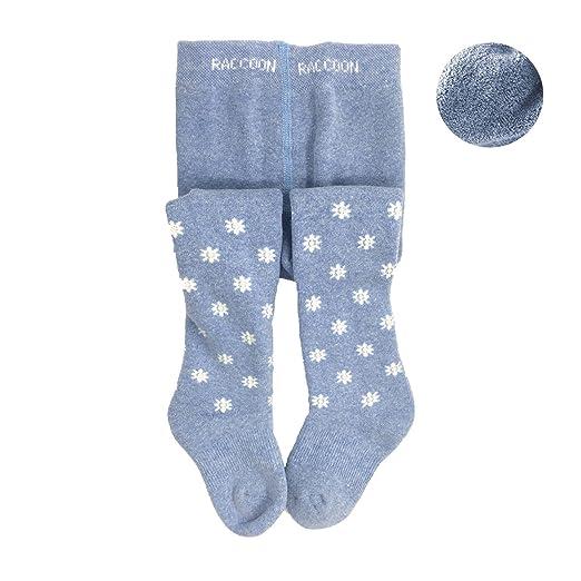 3-Pack Baby Toddler Girls Tights Thicken Winter Legging Pants Stockings Pantyhose