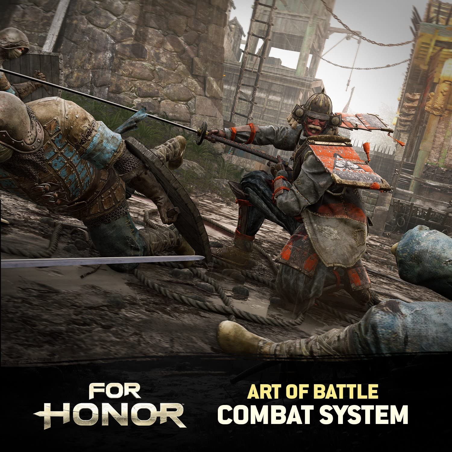 Amazon com: For Honor - PlayStation 4: Ubisoft: Video Games