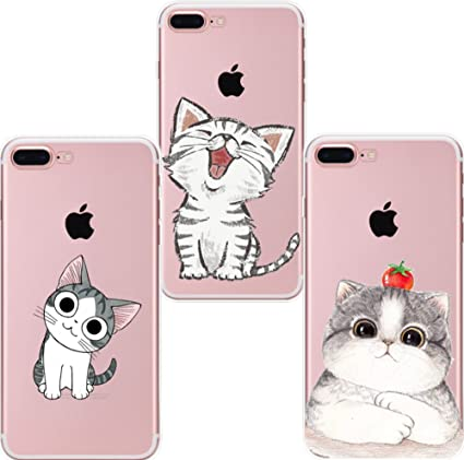 coque iphone 7 silicone chat