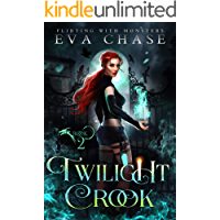 Twilight Crook (Flirting with Monsters Book 2) book cover