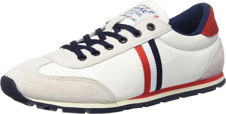 EL GANSO 4110s160040, Zapatos para Hombre, Blanco, 42 EU: Amazon ...