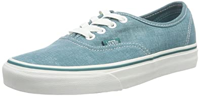 d2e34891b9 Vans U Authentic Washed Unisex Adults  Low-Top Sneakers
