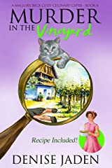 Murder in the Vineyard: A Mallory Beck Cozy Culinary Caper Kindle Edition
