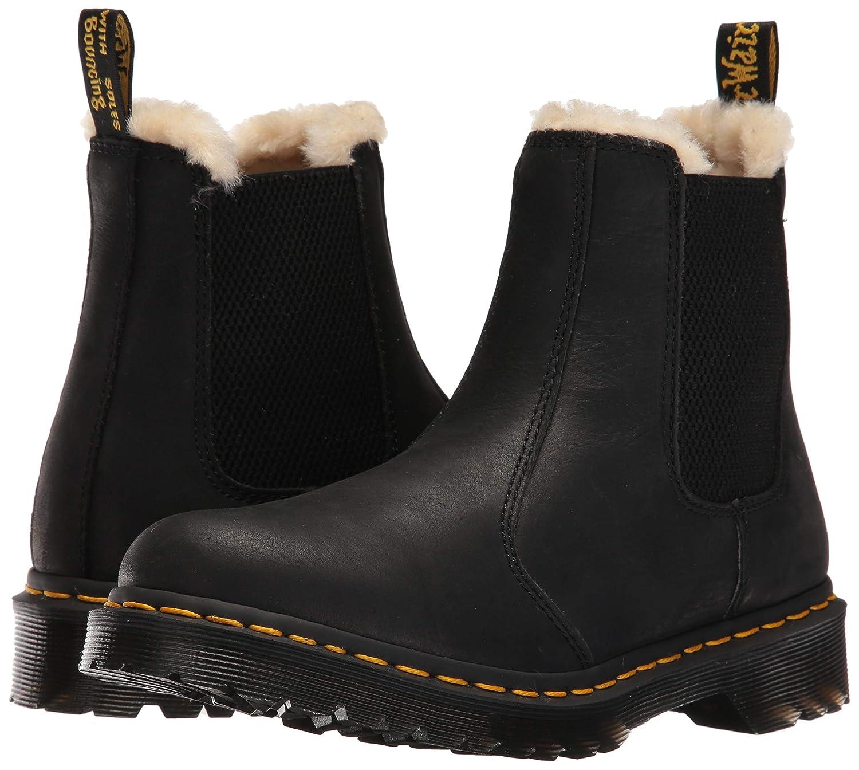 separation shoes best deals on lowest price Dr. Martens Damen 2976 Leonore Chelsea Boots, Schwarz, 36 EU