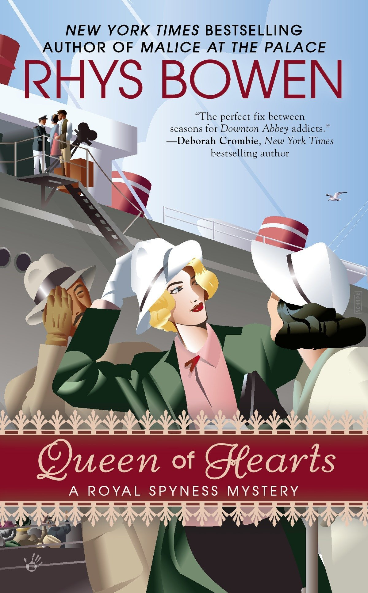 Image result for queen of hearts rhys bowen