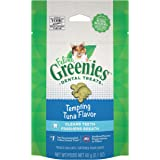 Greenies Feline Dental Cat Treat Tuna Flavour 60G Bag, One Size
