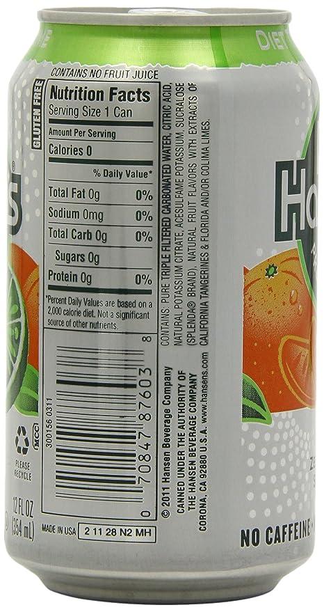is diet hansens being discontinued