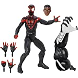 Marvel Spider-Man 6-inch Legends Series Ultimate Spider-Men: Miles Morales
