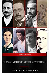Classic Authors Super Set Series: 2 (Shandon Press): J. M. Barrie, L. Frank Baum, James Allen, The Brontë Sisters, Jack London, PG. Wodehouse… Kindle Edition