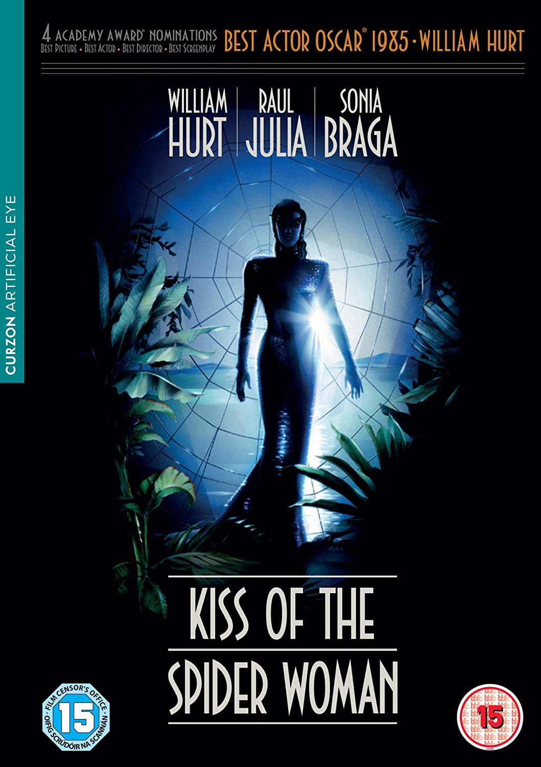 Kiss of the Spider Woman [DVD]: Amazon.co.uk: William Hurt, Raul ...
