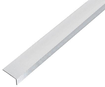 GAH-ALBERTS ángulo perfil – Autoadhesivo, aluminio, 1000 x 20 x 20 mm