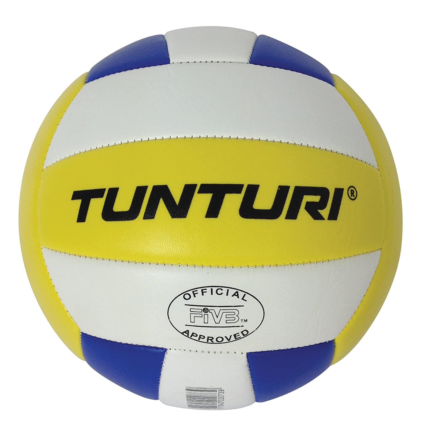 Tunturi 14TUSTE007 Ballons de Beach-Volley Mixte Adulte, Multi Couleur, 1