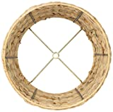 Woven Seagrass Drum Shade 10x12x8.25