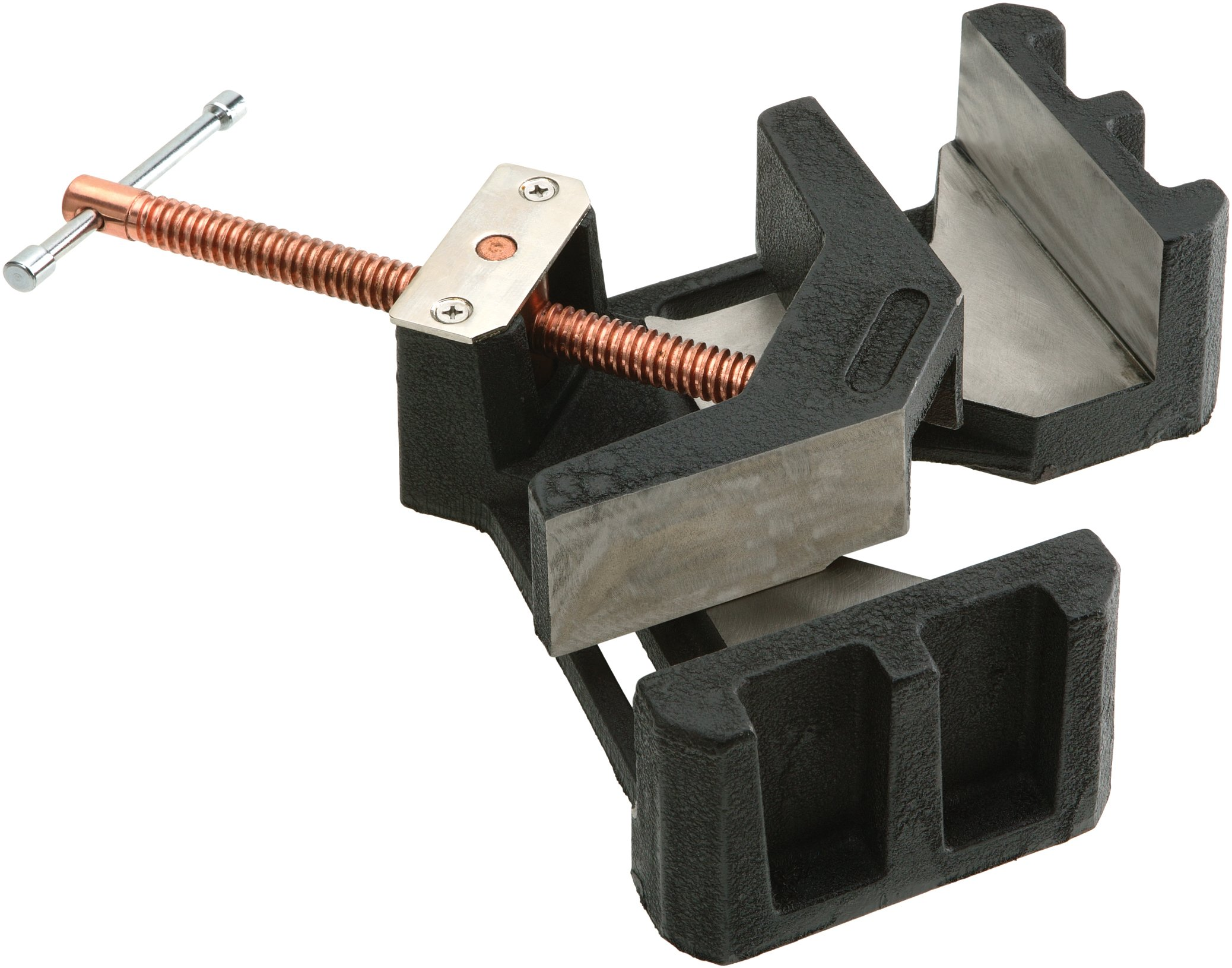 Grizzly G8029 90-Degree Angle Clamp, 4-Inch Opening by Grizzly