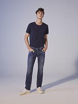 Amazon.com: Tommy Hilfiger - Pantalones vaqueros para hombre ...