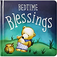 Kate & Milo Bed Time Blessings Board Book, Toddler or Baby Learning Book