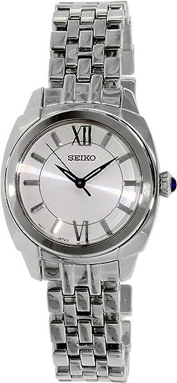 Reloj Seiko Neo Classic Srz425p1 Mujer Nácar