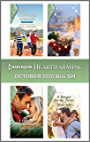 Harlequin Heartwarming October 2020 Box Set
