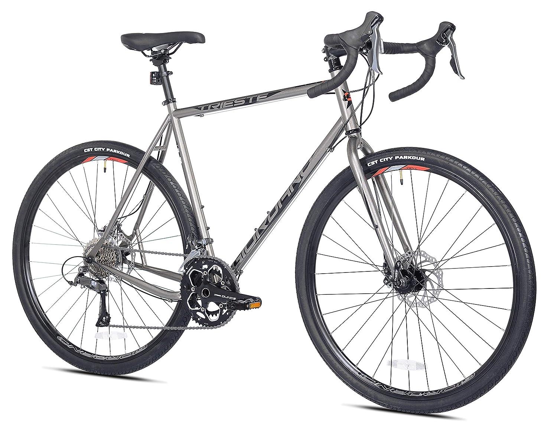 best gravel bikes under 1500: Giordano Trieste Gravel Bike, 700c Large