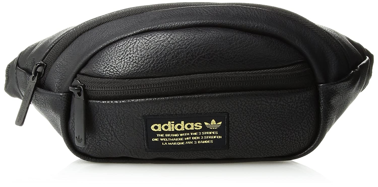 Amazon.com   adidas Originals National PU Leather Waist Pack 6c08c40bdad94