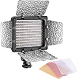 Neewer 10083631 - Sistema de iluminación continua para fotografía (panel de luz led)