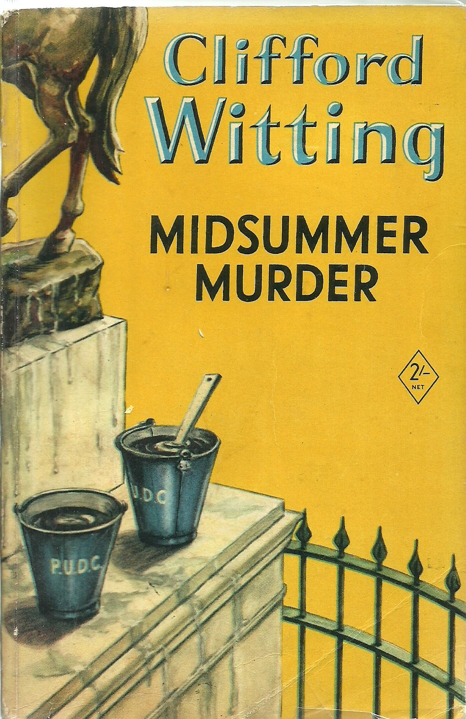 Image result for clifford witting midsummer murder