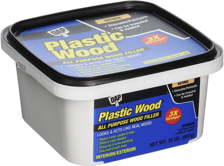 DAP All Purpose Plastic Wood Filler