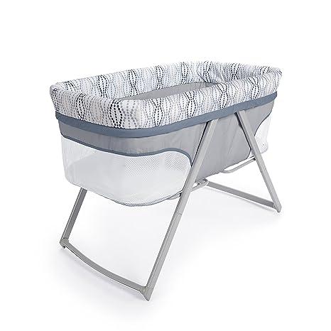Mini Cuna Plegable Mecedora - Fletcher: Amazon.es: Bebé