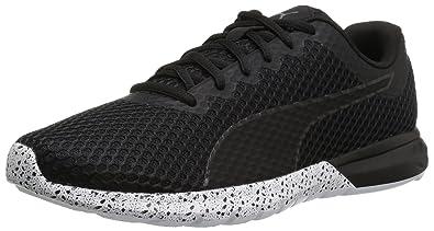PUMA Men's Vigor Mono Cross-Trainer Shoe, Black/Quiet Shade, ...